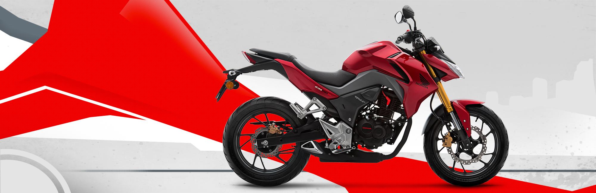 Motos Honda Costa Rica | CB190R - Motos Honda Costa Rica